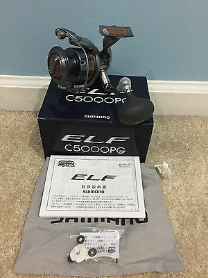 shimano elf C5000 PG (graded drive gear bearing and good condition)