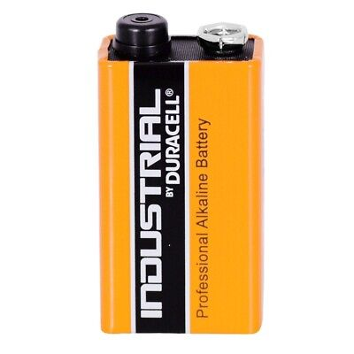 9V Size Duracell Industrial Battery