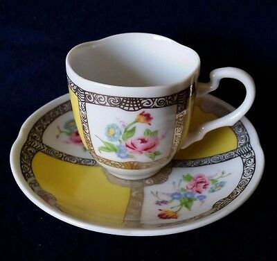 Avon European Tradition cup and saucer