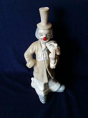"""Price Products Clown Large 10 1/8"""" Figurine"""