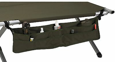 """Olive Drab Military Style Camp Cot Accessory Pouch Rothco 33"""" Cot Frame Pouches"""