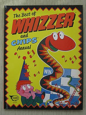 Best Of Whizzer And Chips Annual – New - Hardback