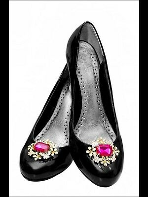 Shoe Clips - Jewel (Great Gift!)