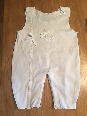 Baby Boy Girl 3 Piece Outfit, Rumble Tumble, Size 6-9 Mo. Romper Shirt Hat , NWT