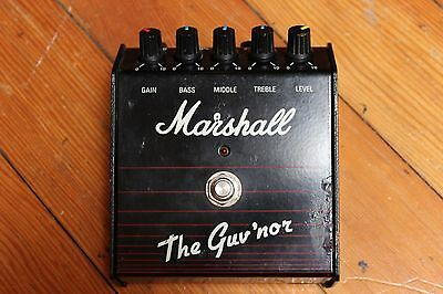 Marshall Guv'nor 1990s Overdrive Distortion Pedal