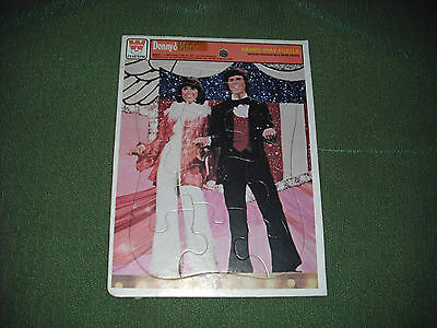 VINTAGE 1977 Donny and Marie WHITMAN Frame-Tray Puzzle, COMPLETE. WOW.