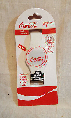 LED Coca-Cola Watch, NIP