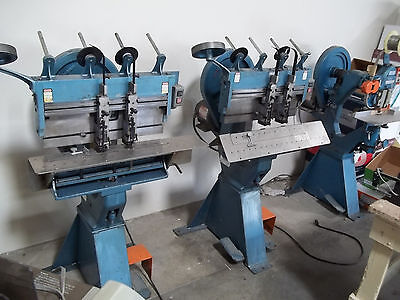 Interlake Stitcher Double Headed, Booklet Maker, Upto 4 Heads