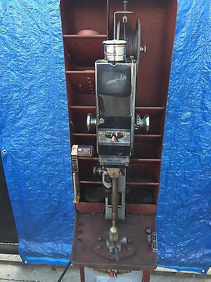 Auto Soler Comet Shoe Repair Machine