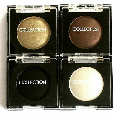 Collection Work The Colour Solo Eyeshadow Pick A Shade Gold Black Pink White