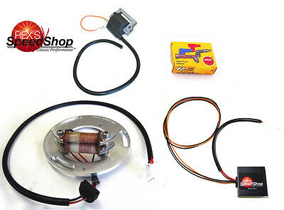 """XT500 TT500 Electronic Ignition -""""Full Power"""" Competition Kit (Ignition Only)"""