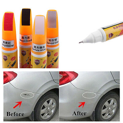 4 Colors Fix It Pro Car Smart Coat Paint Scratch Repair Remover Touch Up Pen