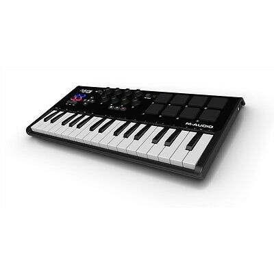 M-Audio Axiom Air Mini 32 USB MIDI Keyboard Pad Controller inc Warranty