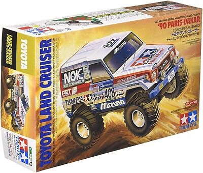 Tamiya Mini 4WD Toyota Land Cruiser '90 Paris-Dakar 1/32 19013