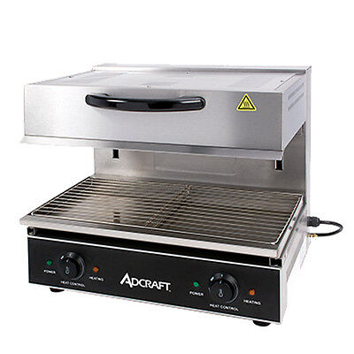 "Adcraft SAL-4000W 23"" Countertop Electric Salamander"