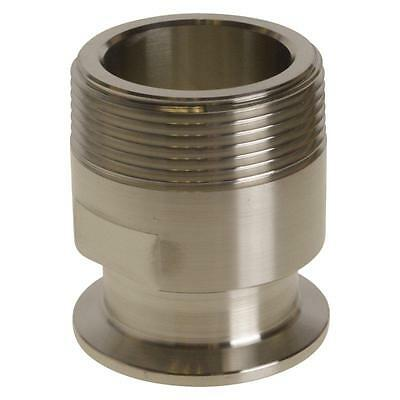 """Tri Clamp to MNPT Adapter 