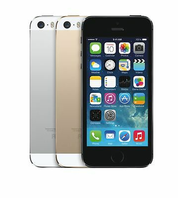 Apple iPhone 5S - 16/32/64GB - All colors - All CAN carriers Smartphone