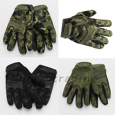 New Outdoor Military Airsoft Hunting Cycling Army Tactical Touch Screen Gloves