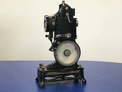 Pathe Pathescope Baby 9.5mm Hand Cranked Cine Projector - FAULTY - READ