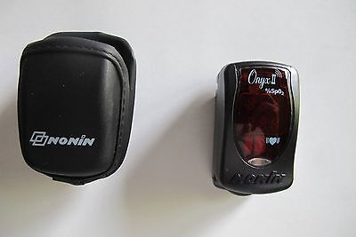 Nonin Onyx 2 9560 BT Pulse Ox/SPO2 & Heart Rate. Bluetooth Wireless