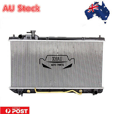 FOR TOYOTA RAV 4 RAV4 RADIATOR 97-9/00 Pin Mount Auto/Manual