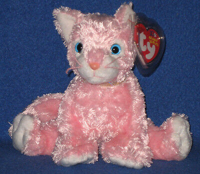 TY CARNATION the CAT BEANIE BABY - MINT with MINT TAG