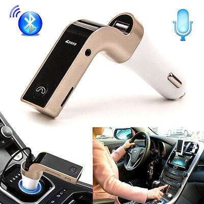 2017 USB Car Cigarette Lighter Charger AUX FM TF MP3 Player For iPhone Samsung
