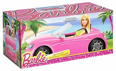 Mattel - Barbie Glam Convertible - Brand New - Fast Shipping - Factory Sealed!