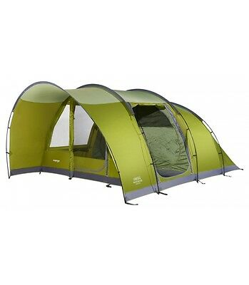 Vango Padstow 500 Tent Package - 5 person Tent, Carpet and Footprint