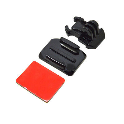 3 in 1 Action Camera Accessories Kit Quick Release Buckle Base Mount