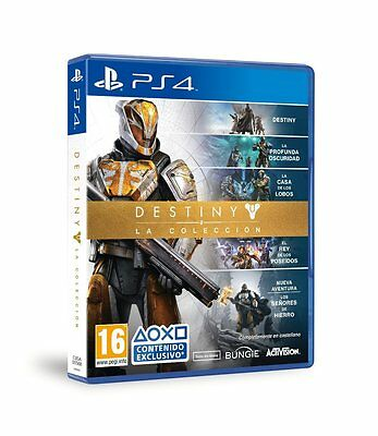 PS4 Destiny The Collection Playstation 4 NEUWARE OVP