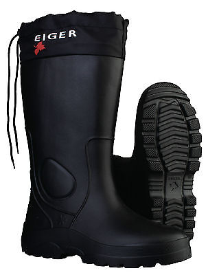 EIGER Lapland Thermo Boot up -30°C size selectable Thermostiefel Winterstiefel