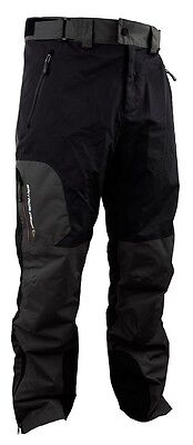Savage GEAR Black Savage Trousers Grey size selectable 100% waterproof Trousers