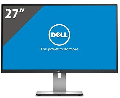 Dell U2715H 27 inch LED IPS Monitor - IPS Panel, 2560 x 1440, HDMI