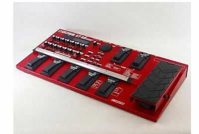Boss GT-6B Bass Effects Processor With Tracking Number F/S From Japan (6)