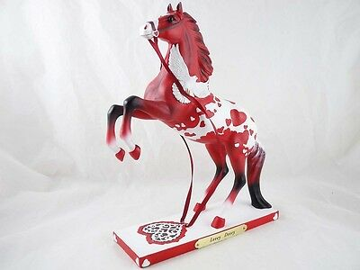 Enesco The Trail Of Painted Ponies Lovey Dovey Figurine 4031003