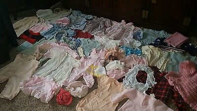 Vintage Antique Baby & Toddler Clothing Lot- SOLD AS IS #2