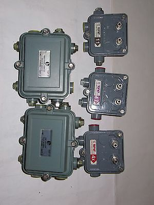 catv spitters, taps and connectors