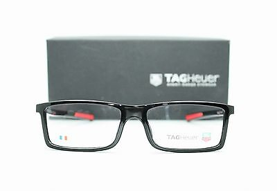 Brand New Large Tag Heuer Glasses TH0512 Tag Heuer Case + Free SV Lenses