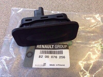 Renault Clio Boot Lock/Tailgate Switch