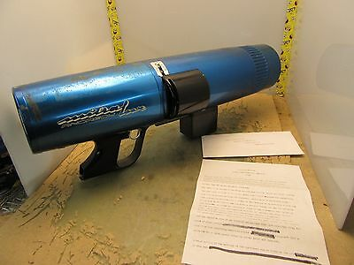 vintage Andreoli mitralux type 120 image projector/handheld spotlight [17-O]