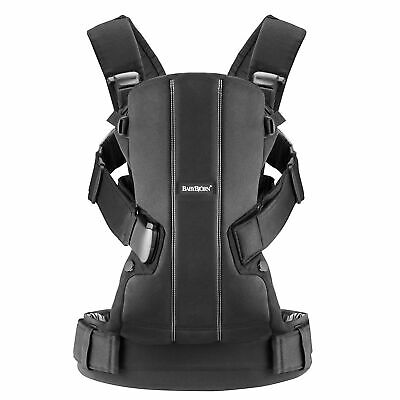 BabyBjorn We Baby / Child Carrier / Carrying - Black - Suitable From Birth