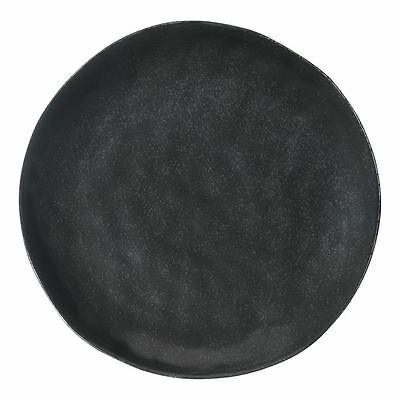 NEW Black SORRENTO dinner plate By Freedom