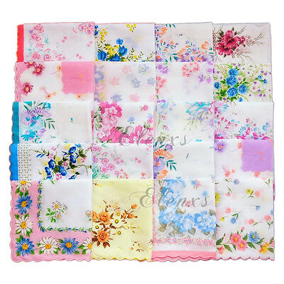 5/10Pcs Baby NewBorn Gauze Muslin Square Cotton Bath Wash Handkerchief Towel