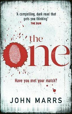 The One by John Marrs Paperback Book New