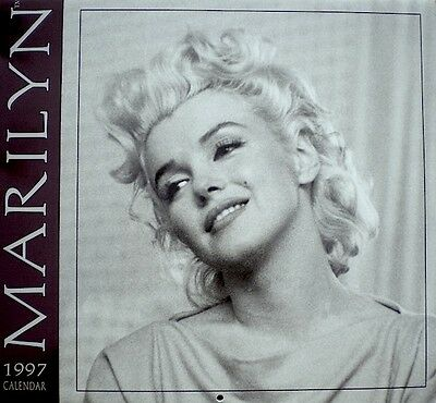 Marilyn Monroe Calendar 2005 Sam Shaw 16 Month Publicity Photo Candid Pinup