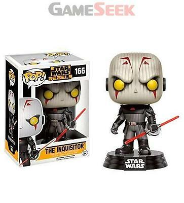 Funko Star Wars Rebels The Inquisitor Exclusive Pop Vinyl Figure - Toys New