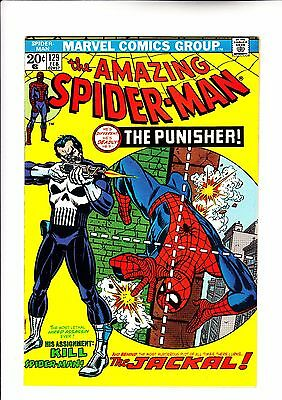 Amazing Spider-Man 129 1st app of The Punisher