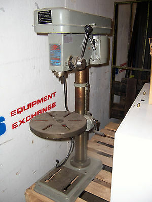 9577 Orbit Machine Tool Or-1412 Industrial Drill Press