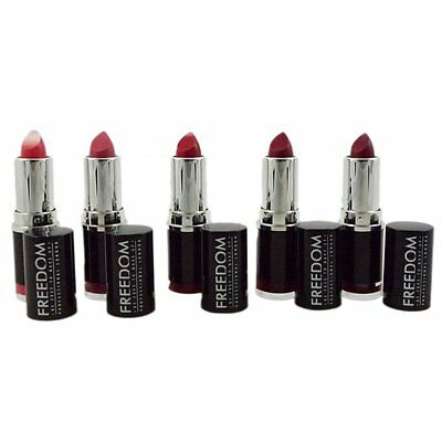 Freedom Red Collection Pro Lipstick Kit 5 x 3,2 g Lippenstift Set